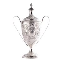George III John Edwards Sterling Loving Cup