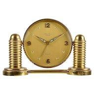 Timothy Tissot Illuminated Alarm Clock