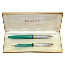 Sheaffer Sentinel Pen and Pencil Set