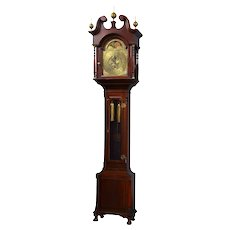 American Tall Case Clock by David Leip