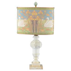American Table Lamp Printed by Peter Mounier