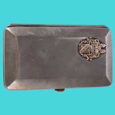 Austrian Sterling Silver Box