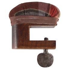 Wooden Sewing Clamp