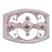 Mexican Sterling Silver Pin