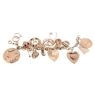 15 Charm Bracelet