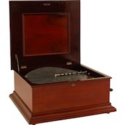 New Century Double Comb 18″ Disc Music Box