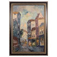 Gocelli Paris Street Scene