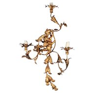 Three Candle Wall Sconce