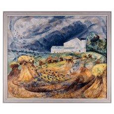 William Grauer Wheeling Flock