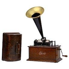 Edison Standard Bell Horn Phonograph