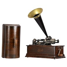 Edison Home Oak Phonograph