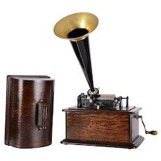 Edison Standard Phonograph Original Finish
