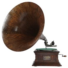 Victor Model M Monarch Gramophone