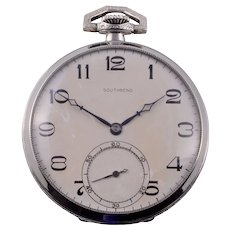 Southbend 21 Jewel Pocket Watch