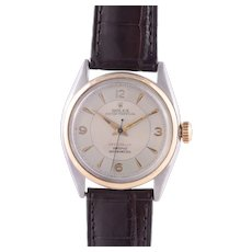 Rolex Oyster Perpetual Bubble Back Wrist Watch