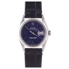Rolex Datejust Unisex Wrist Watch