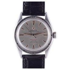 Rare Rolex Super Oyster Wrist Watch