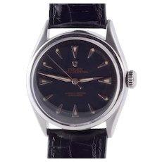Rolex Oyster Perpetual Original Black Dial Wrist Watch