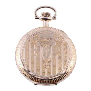 Waltham Hunter Case Pocket Watch