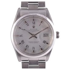 Rolex Oyster Bracelet Wrist Watch