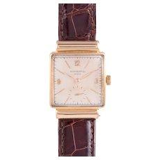 Patek Philippe Art Deco 18K Wrist Watch