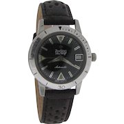 Mens Zodiak Seawolf Model Wrist Watch