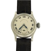 Stainless Steel Mens Wrist Watch by Abercrombie & Fitch