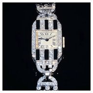 Swiss Ladies Wrist Watch by Van Cleef & Arpels