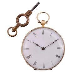Bautte & Co Ladies 18K Pocket Watch