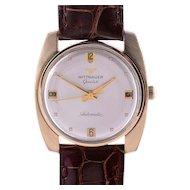 Wittnauer Mens 17 Jewel Automatic Wrist Watch