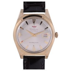 Waltham Mens 17 Jewel Manual Wrist Watch
