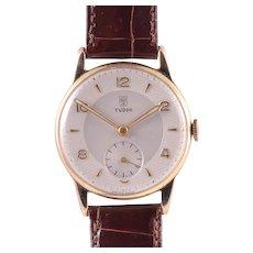 Rare Rolex Tudor Model Wrist Watch