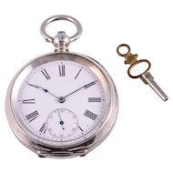 Cylinder Escapement Pocket Watch