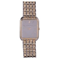 Audemars Piguet 18 Karat Two Tone Gold Wrist Watch