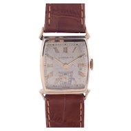 Wittnauer Rare Tortue Model Wrist Watch