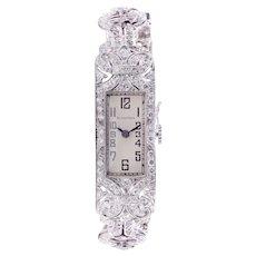 Blancpain 4.50 CTW Diamond Wrist Watch