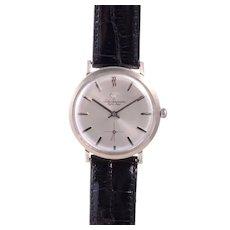 Jules Jurgensen 14K Gold Wrist Watch