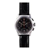 Butex Chronograph Wrist Watch