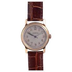 Eterna Luminous Hands 14K Wrist Watch