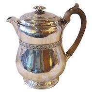 Antique English Sterling Silver Teapot London 1815 Benjamin Smith