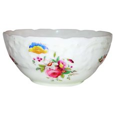 Antique Coalport Large Bowl Sevres Series 1891-1919