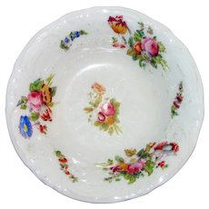 Antique Coalport Bowl Sevres Series 1891-1919