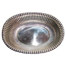 Vintage Reed and Barton Sterling Silver Centerpiece Bowl 1942