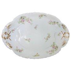 """Antique Haviland Limoges 18"""" Serving Platter Circa 1900"""