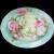"Vintage Noritake Hand Painted 16"" Serving Platter Mid 20th Century"