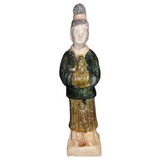 Antique Chinese Ming Dynasty Figurine