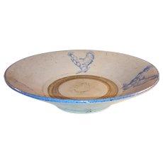 Antique Chinese 18th Century Zhangzhou Ware Export Porcelain Bowl Circa 1770