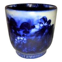 Antique Japanese Edo Period Arita Sake Cup-18th-19th Century