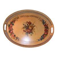 Antique 19th Century English Regency Period Serving Tray Circa 1820