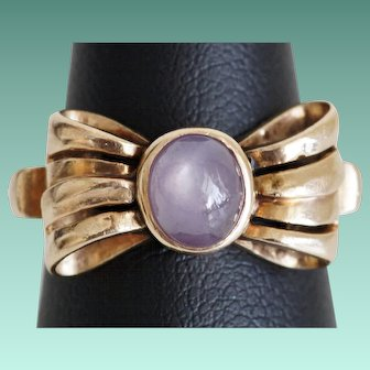 Adorable Bow Ring in 14K Gold